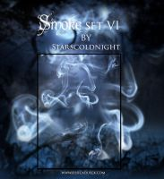 smoke set VI by starscoldnight by StarsColdNight