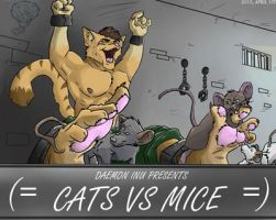 Image Pack Cats Vs Mice Sample 5 (Cover) by inuzaka
