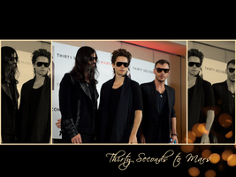 30 Seconds to Mars Wall 396 by martiansoldier