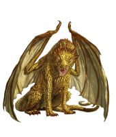 Gold Dragon by Rhineville