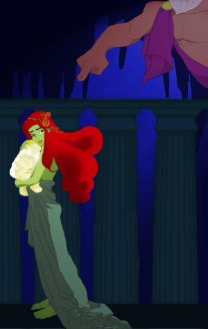 Zagreus and Persephone