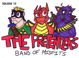The Pretenders: Band of Misfits by SOLiD08