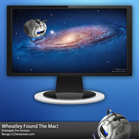 Wheatley found the mac... Enlarged/updated by Benguy12