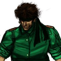 young Solid snake by mechaguy