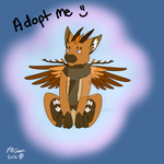Art that comes with purchase of DAD adopt #6 by Shagero