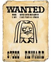 Wanted for Pervertyness by Ungatt