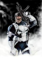 Punisher by PlanetDarkOne