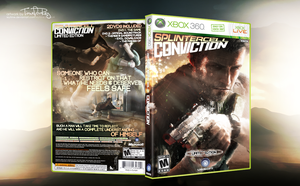 SC Conviction LE BoxArt by reytime