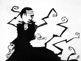 Soul Eater - Death the Kid by xMalfoy97