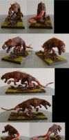 Skaven Hell Pit Abomination by Nordic-Dragon