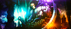 Death Darksiders 2 Tag by JovanXtremeDesign