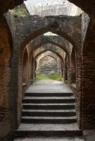 Archway by Sheharzad-Arshad