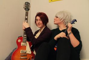 Prussia and Austria~ write me a song? by AplaceforGil
