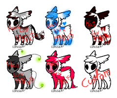 Adoptables Skully 5-15 point CLOSED by HaoLux1998x15