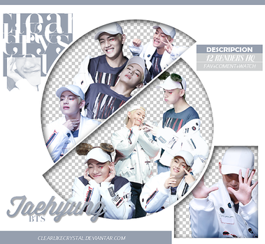 #081 Pack PNG | Taehyung | BTS by clearlikecrystal
