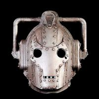 Steampunk Cyberman Doctor Who by artfordable