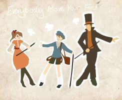 PL - Move Your Feet by awesome-o-clock