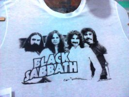 Black Sabbath t-shirt 5  final by JULIOART