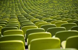 Olympic Seats by Scorpidilion