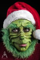 The Grinch by Prettyscary