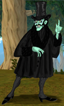 FusionFall Snidely Whiplash by Versipelles