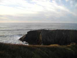 Stock~ Oregon Coast ~Depoe Bay 4 by MichellesParanormal