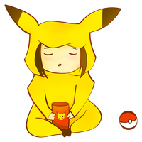 Tired Pika by XxKataxX