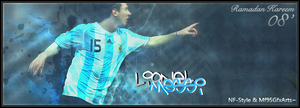 Messi Collab by NF-Style