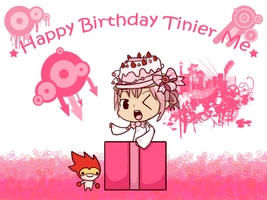 Happy Bday TinierMe by to-much-a-thing