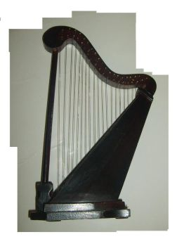 harp by Unmiracle-stock