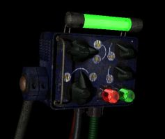 3D Mechanical Madness3 by pulpapocalipsis