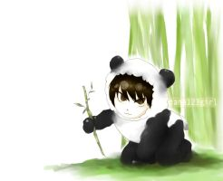 Panda TAO by dana123girl