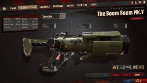 The Boom Boom MK.V [Loadout Weapon] by Professor-Heavy