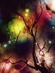 Tree of Night by artic1an