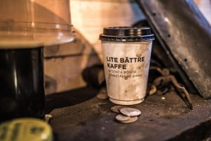 Slightly better coffee by attomanen