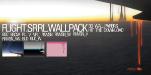 FLIGHT.SURREAL.WALLPACK by axii