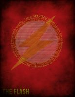 The Flash Typographic Logo by SeeMooreDesigns