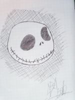 Jack Skelington by chrisMISFIT