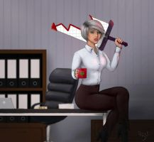 corporate Riven by iBralui