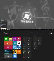 Windows 8 by Drudger