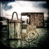 Rusty place by jfdupuis