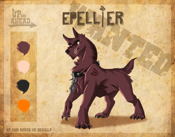 Up and Ahead - Epellier REF Sheet by i-VI