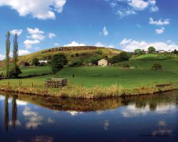 Walsden, West Yorkshire by irwingcommand