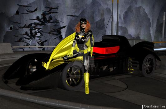 So, This is the Bat Cave by Poserhobbit