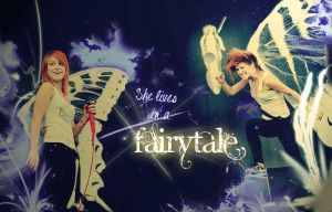 She lives in a fairytale by PaijaKay