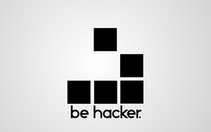 be hacker. by ardactn