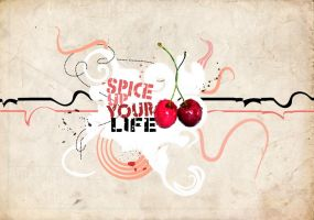 Spice it up... by DesignPot