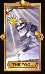 Wario -  The Fool by Quas-quas