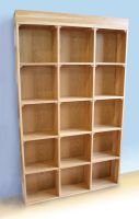 Bookcase in oak by Myana