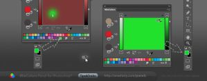tip#19: color mixing modes in MixColors panel by Anastasiy
